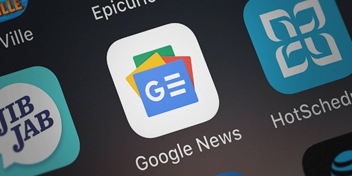 Google le da golpe bajo a Francia en su edición de noticias: La lucha por los clicks comienza recién...