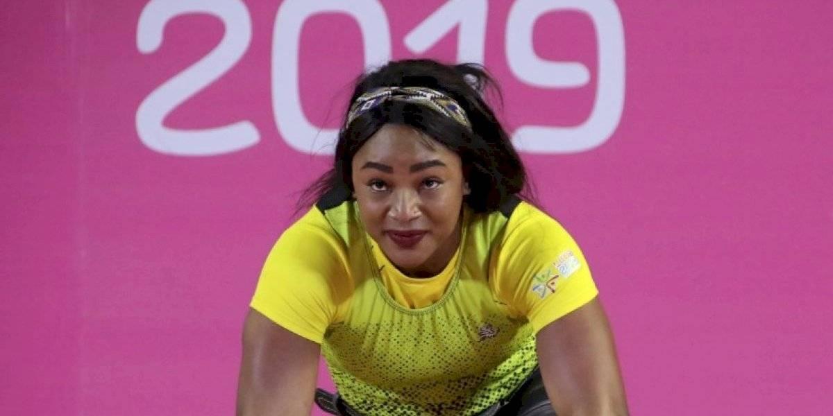 Doble medalla de bronce en halterofilia para Ecuador