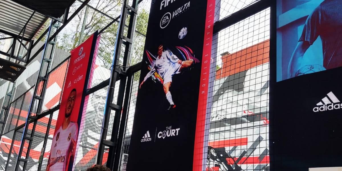 FIFA 20 y Volta se mostraron con un torneo en México