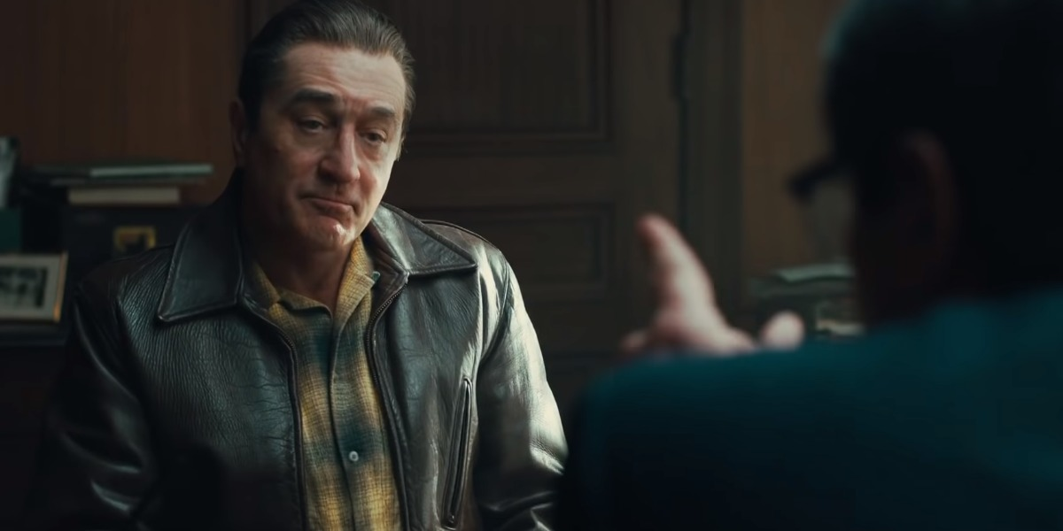 The Irishman lanza su tráiler final y por fin es interesante
