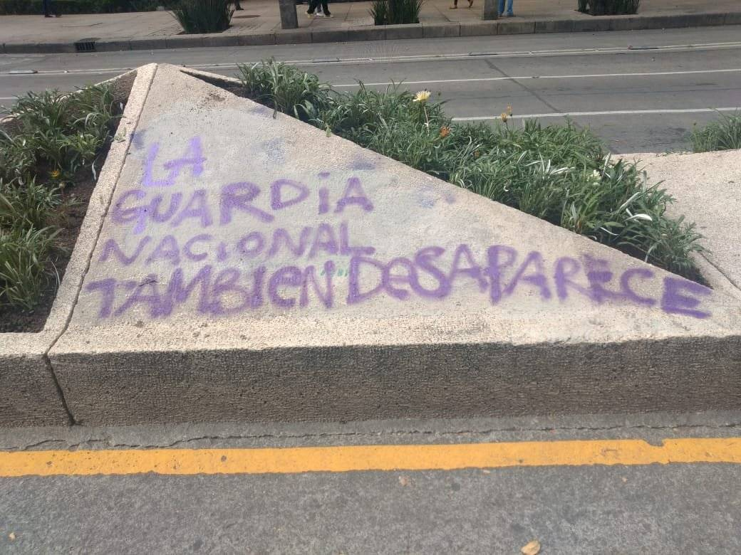 marcha 5 años de Ayotzinapa