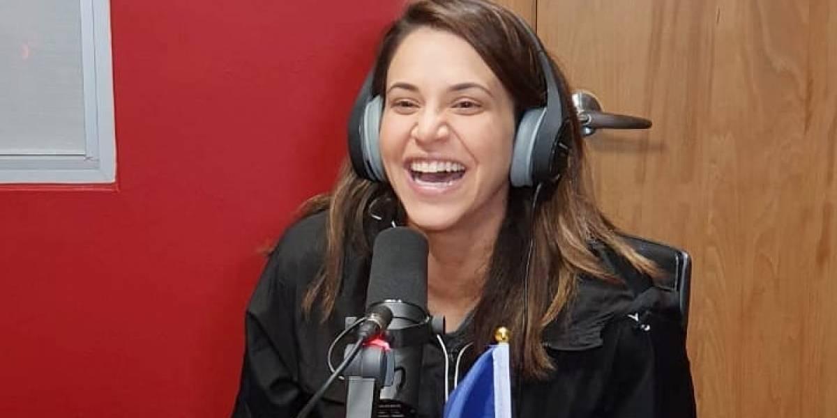 Pamela Sued: «No creo que la televisión dominicana está en crisis»