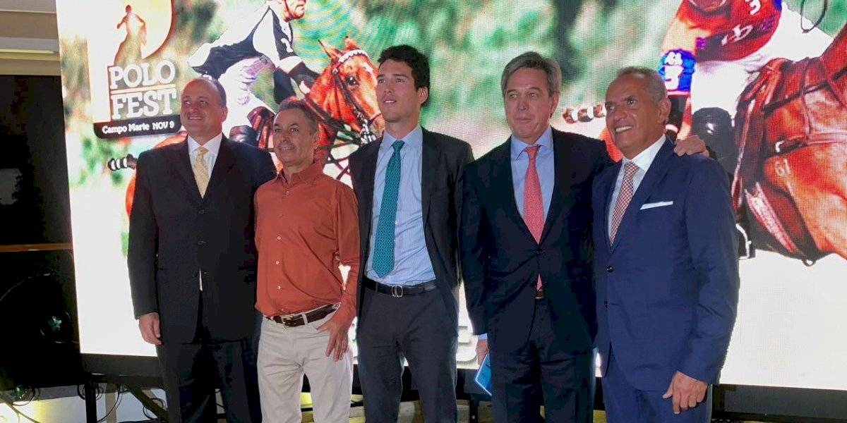 Presentan Polo Fest, el evento deportivo que busca unir familias