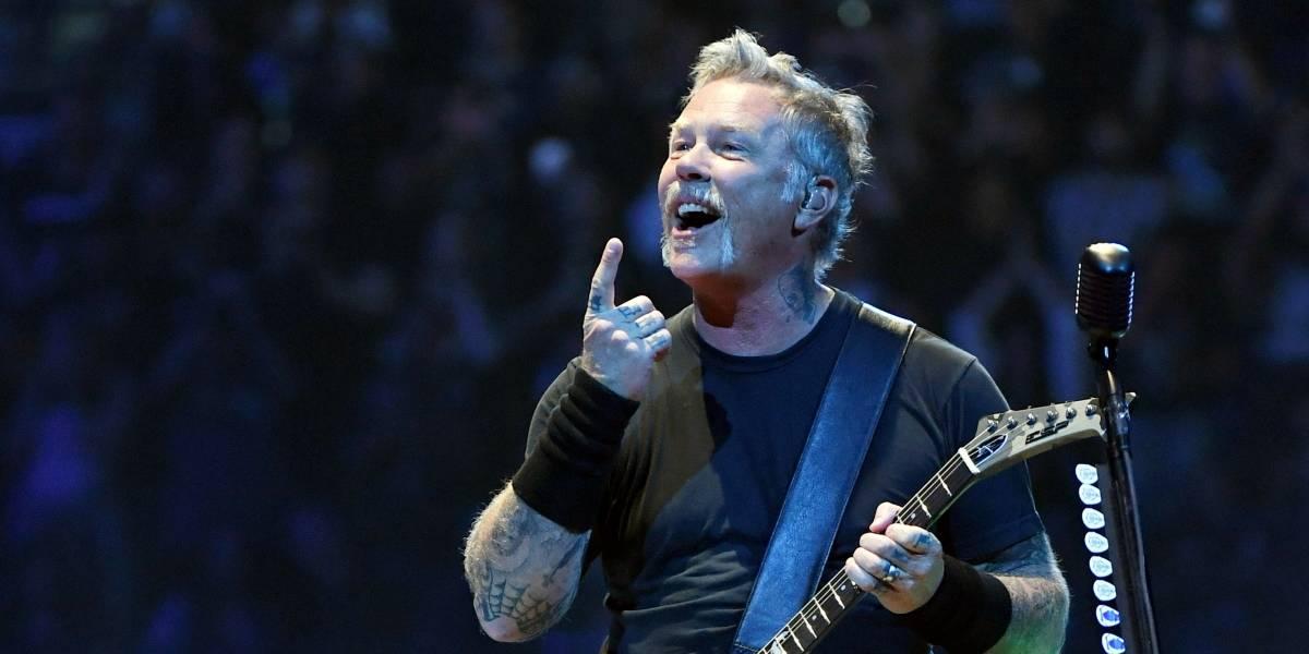¡Cancelan su gira! Metallica revela que James Hetfield irá otra vez a rehabilitación