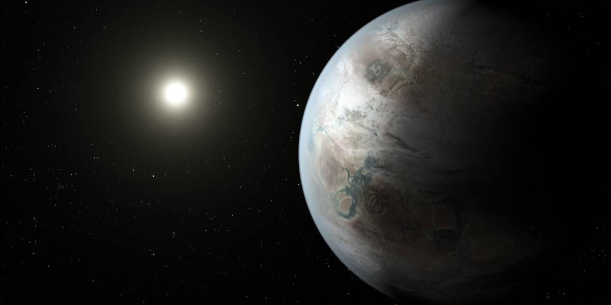 """¿Caleuche, Araucaria, Nahuel, Condorito? Así podrás ser parte del inédito """"bautizo planetario"""" para que los chilenos nombren a una estrella y un exoplaneta a 124 años luz de distancia"""