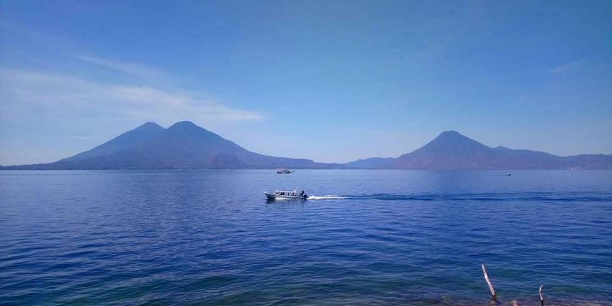 Buscan a turistas desaparecidos en volcán de Atitlán