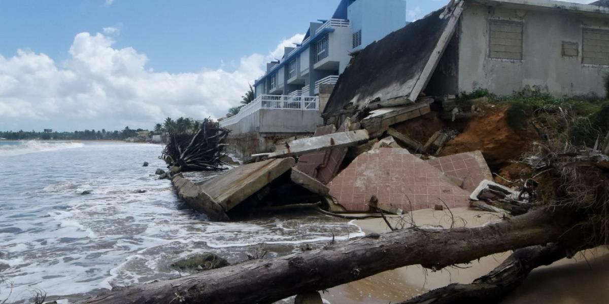 Fortaleza inicia discusiones para mitigar la erosión costera