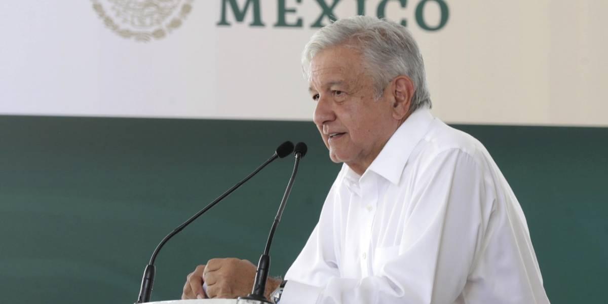 """""""Lo pasado, pasado"""", dice AMLO sobre denunciar a ex presidentes"""