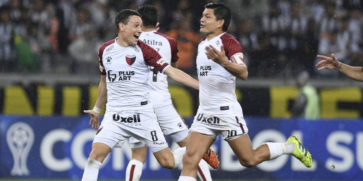Colón logra la hazaña, elimina a Atlético Mineiro por penales y pasa a su primera final de Copa Sudamericana