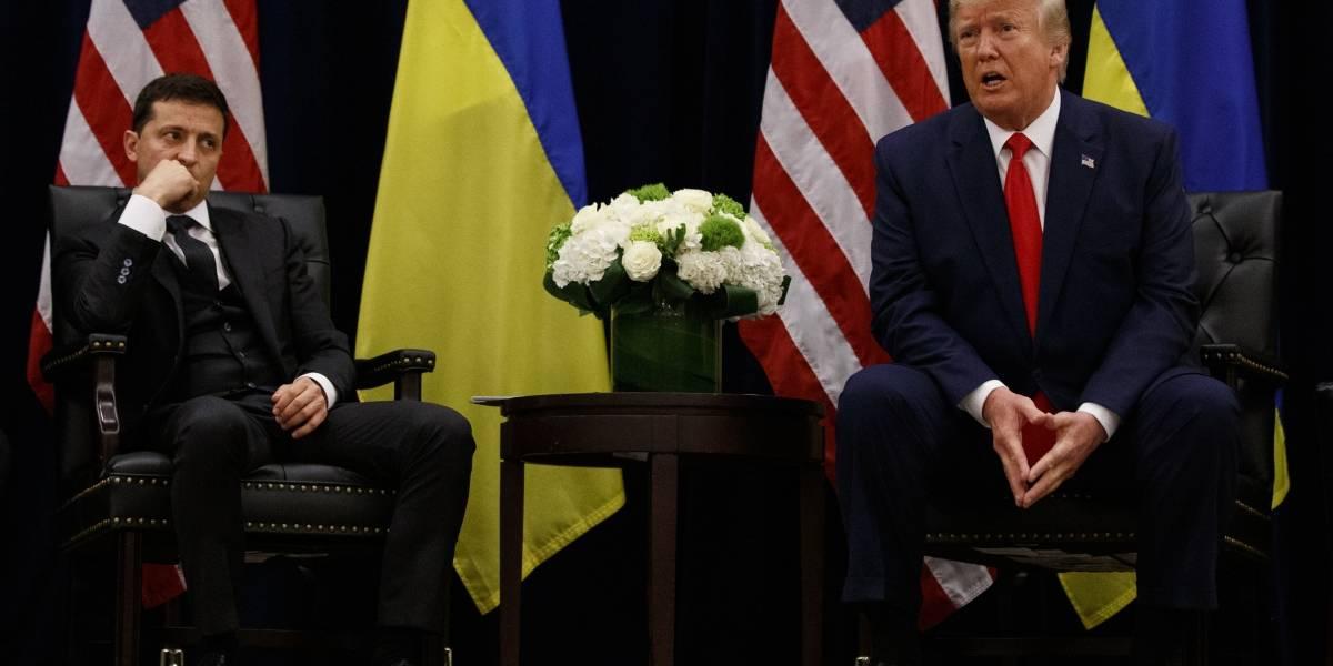 Rusia no quiere que Estados Unidos publique conversaciones de Trump y Putin