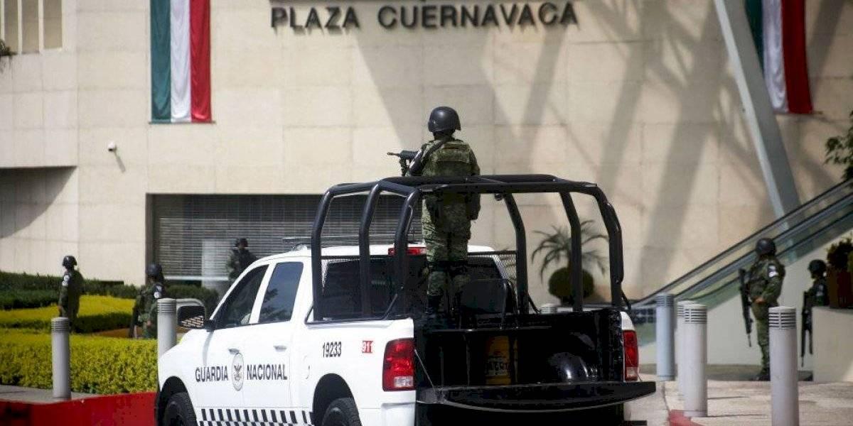 Asesinan a hombre en plaza de Cuernavaca cuando pagaba estacionamiento