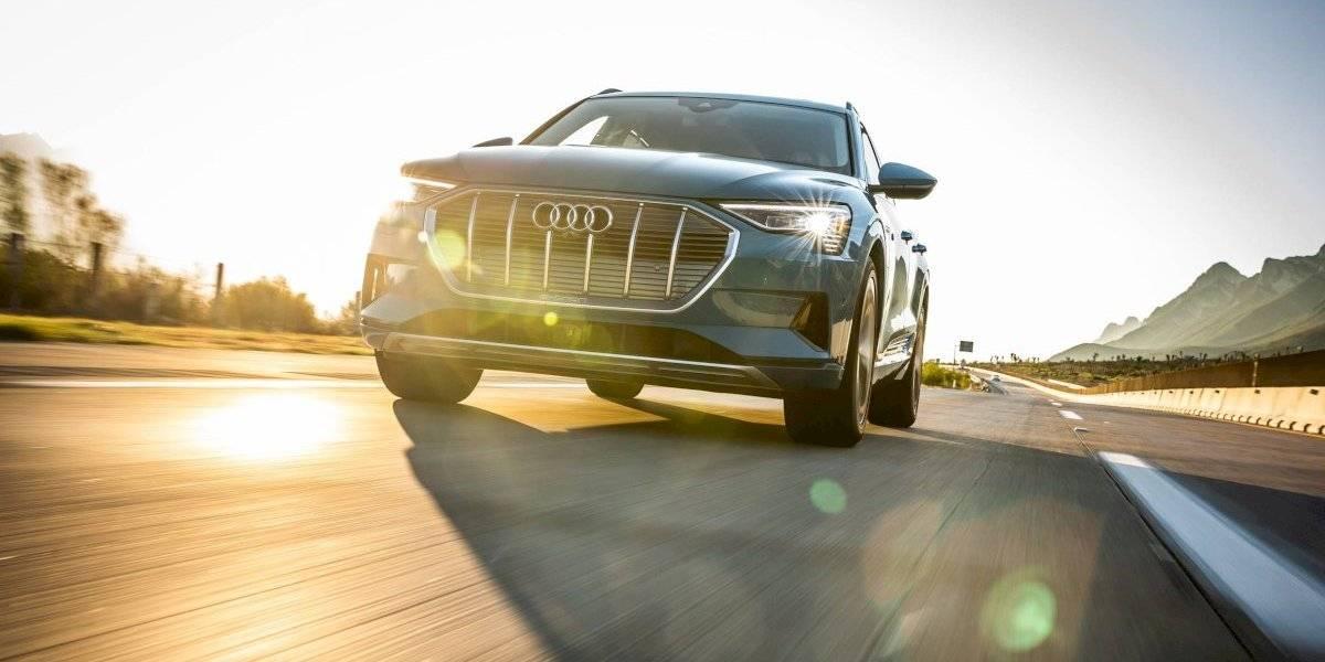 ¡El momento más esperado! Audi e-tron, el primer eléctrico de la marca, ya está en México