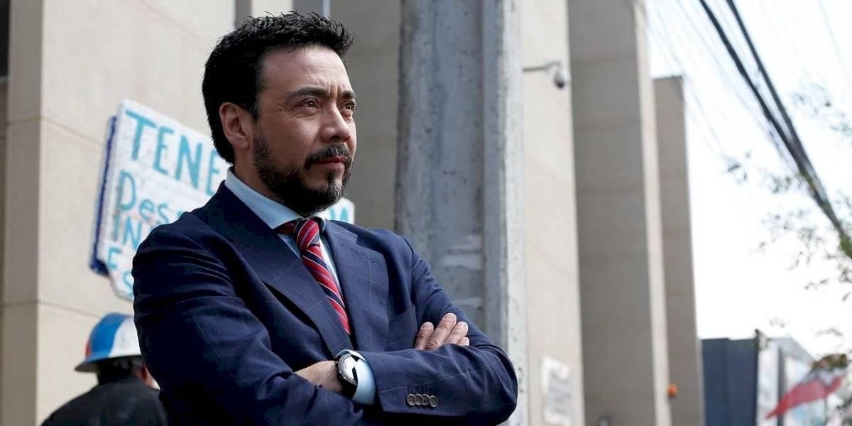 """Emiliano Arias: """"Si no fuera porque soy una persona que investigó hechos relevantes, yo estaría en el suelo"""""""
