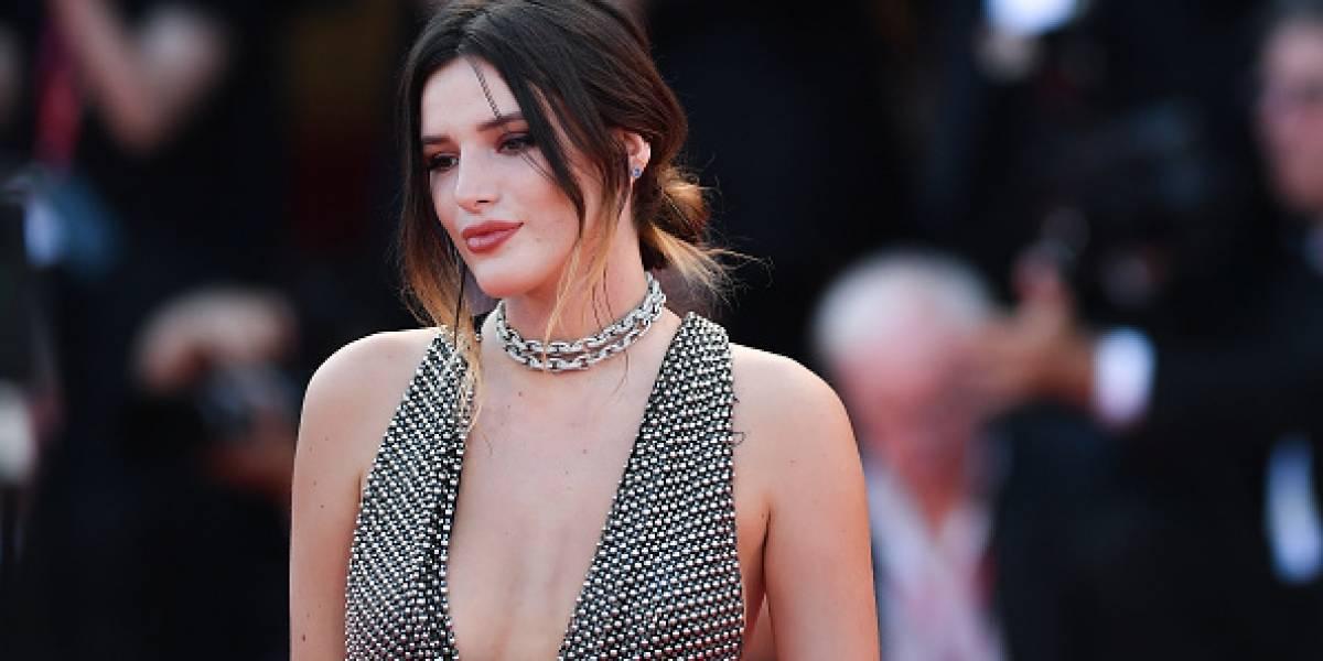 Bella Thorne, exchica Disney, recibirá un premio por su primera película pornográfica