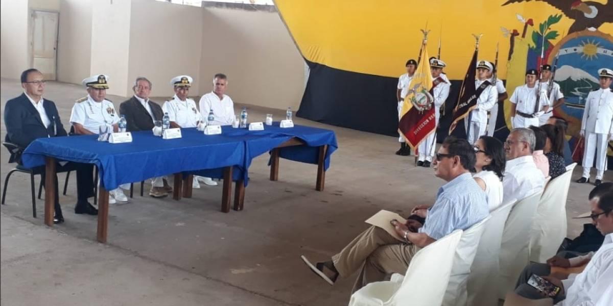 Galápagos: Dirección de Aviación Civil entregó terreno para operación de aviones de Estados Unidos