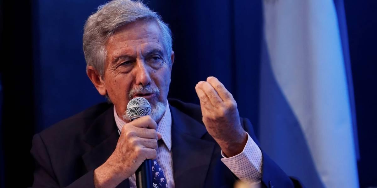 ¡Atención! Falleció el exministro de Hacienda, Guillermo Perry