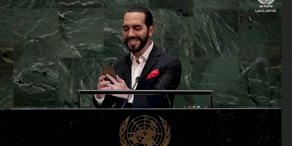 """El presidente de El Salvador le paró el carro a Maduro: """"Más respeto que yo fui electo democráticamente, a diferencia suya"""""""