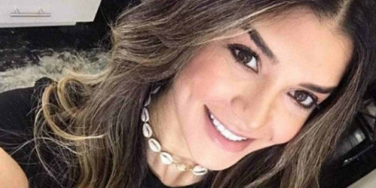 La presentadora de Caracol que bajó 23 kilos luego de dar a luz