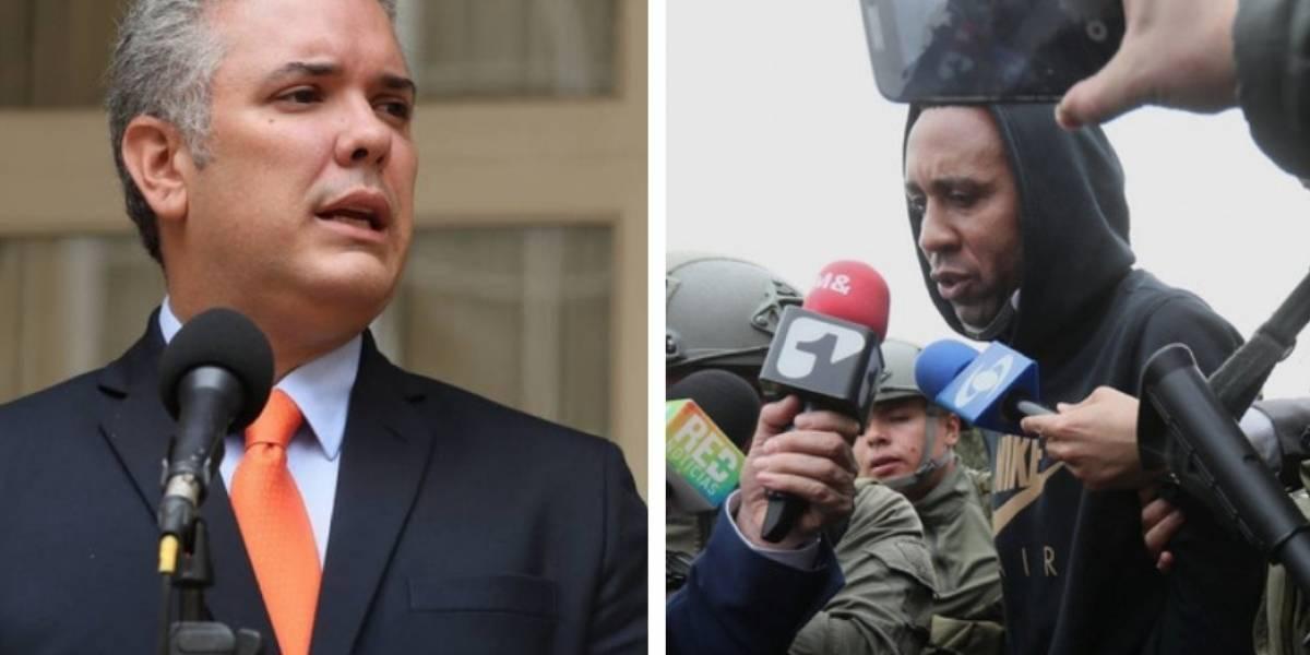 Corte Suprema de Justicia de Colombia avala extradición a EEUU de exfutbolista