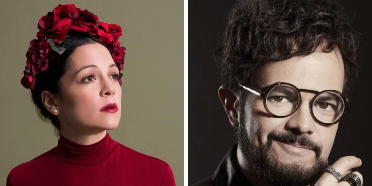 Reguetoneros vs Grammy: Natalia Lafourcade y Aleks Syntek dan su apoyo a la academia