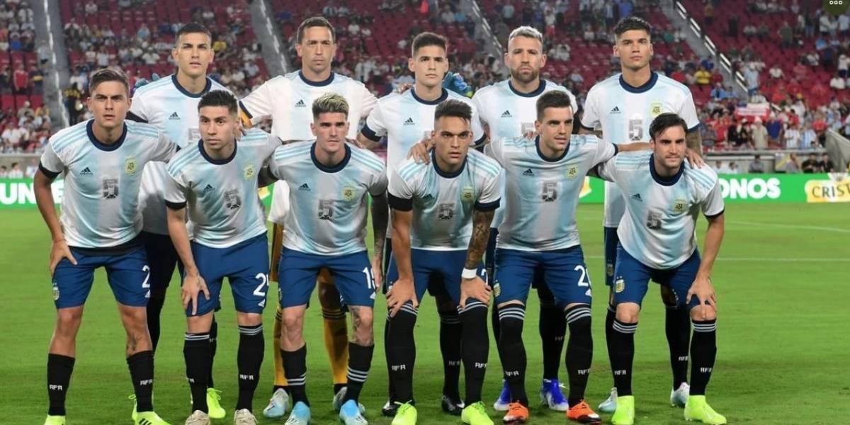 Argentina presentó una lista sin Messi ni Agüero para amistosos contra Ecuador y Alemania