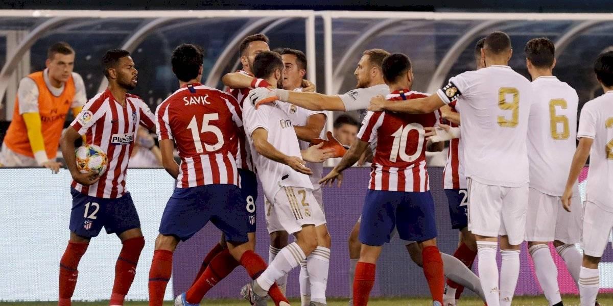 Atlético vs Real. ¿Quién se llevará el derby madrileño?