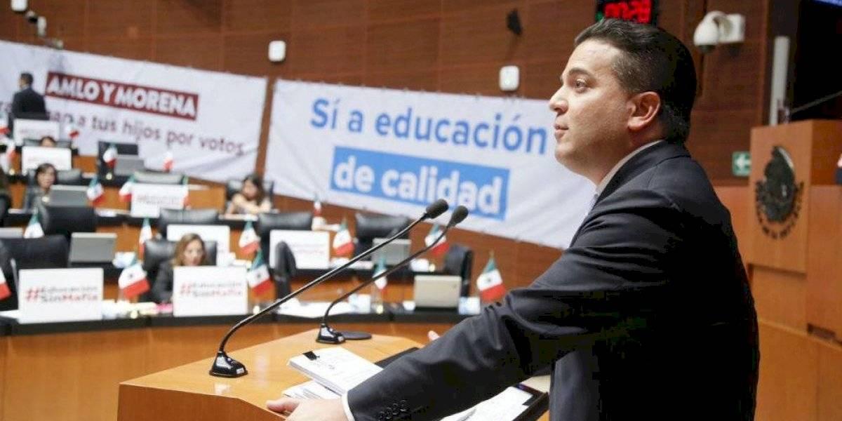 La CNTE no protestó porque le dieron todo en la Reforma Educativa: Damián Zepeda