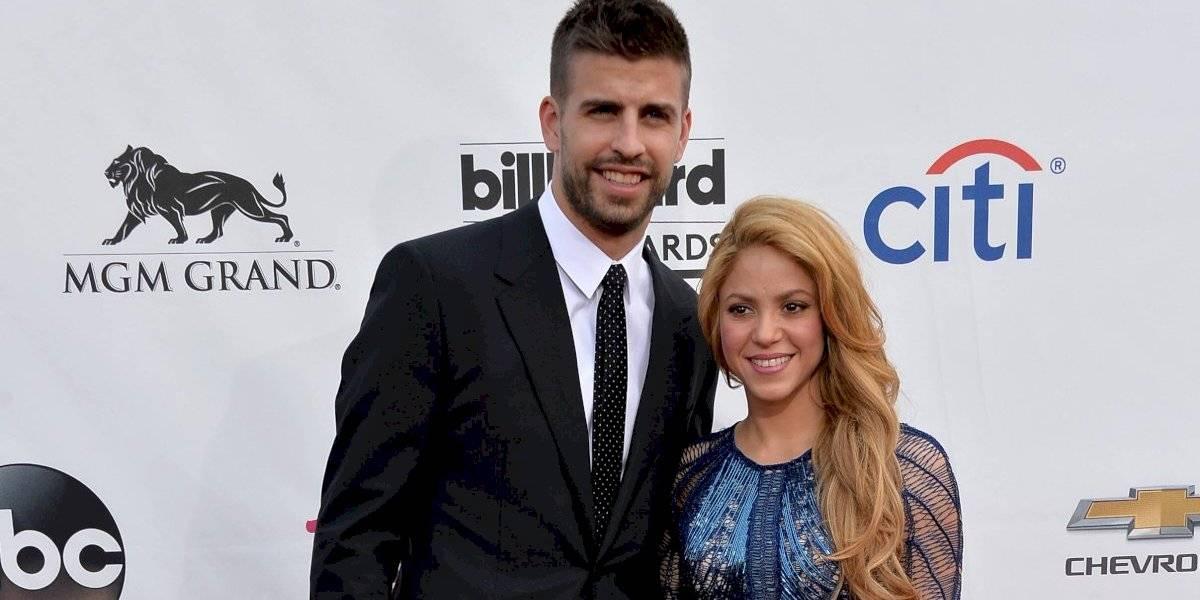 Piqué felicita a Shakira por su próxima participación en el Super Bowl