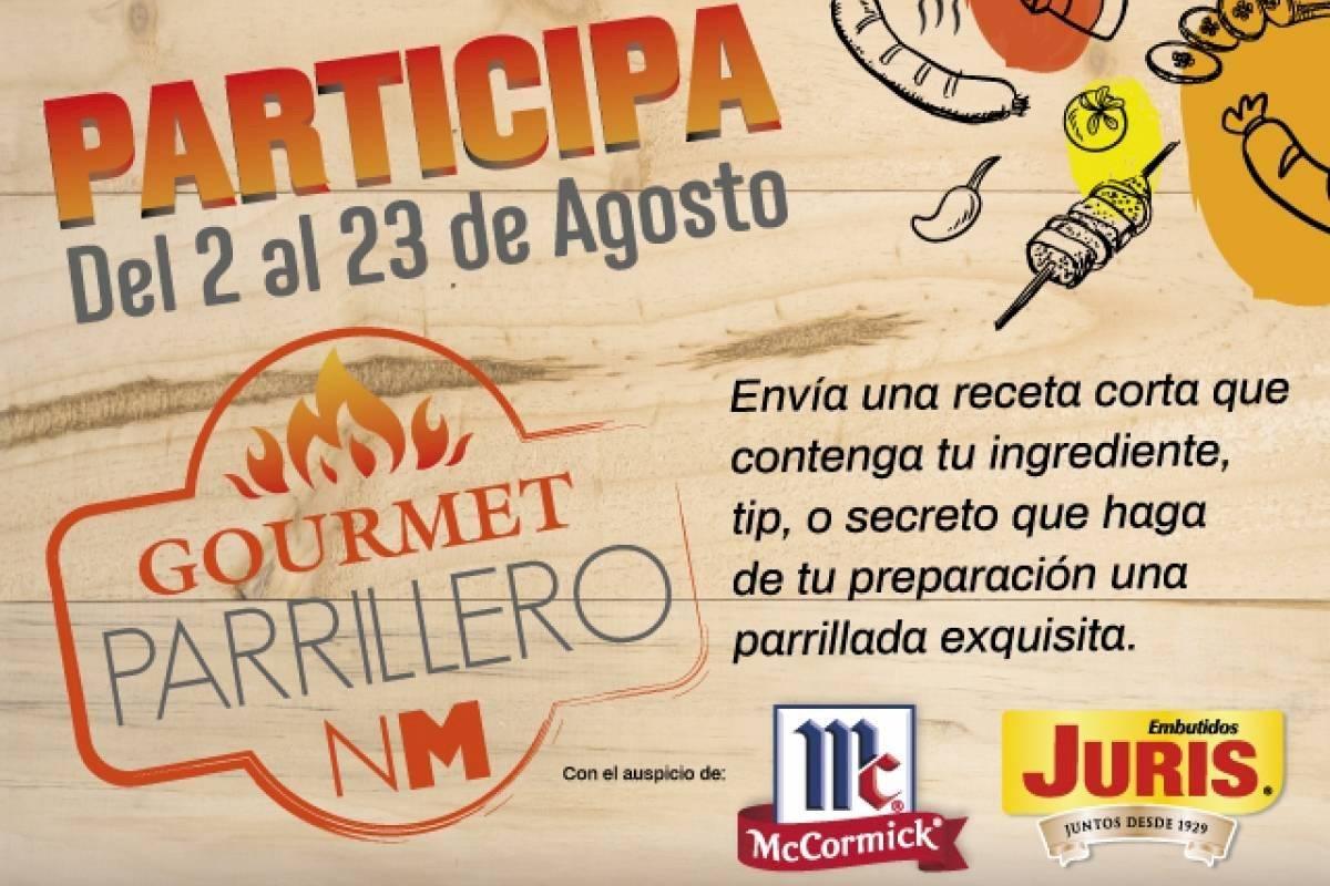 Concurso Parrillero