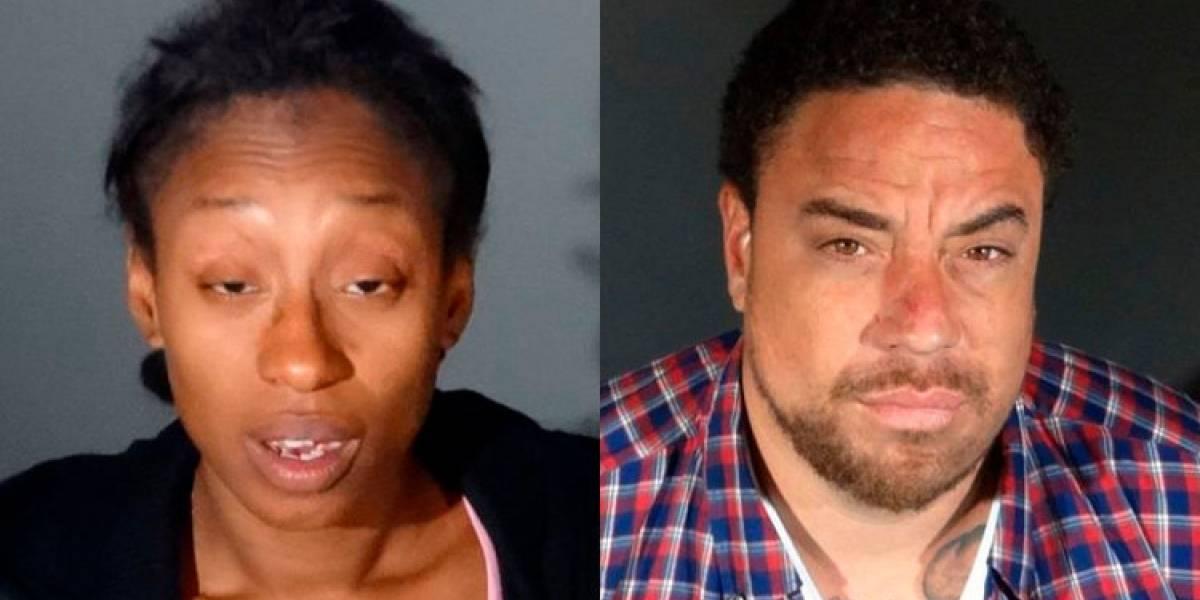 Pareja de California fue sentenciada por poner a su bebé en una maleta