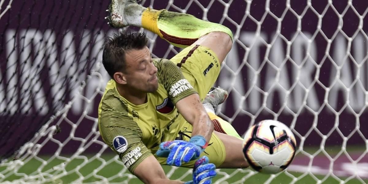 VIDEO. Leonardo Burián el héroe sabalero que lleva a Colón a la final Sudamericana