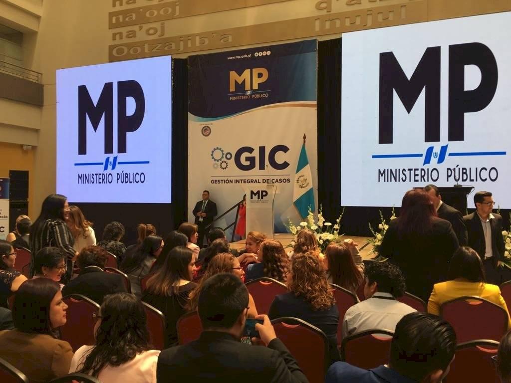 MP implementa modelo de Gestión Integral de Casos