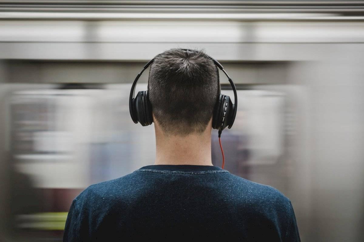 Música audífonos