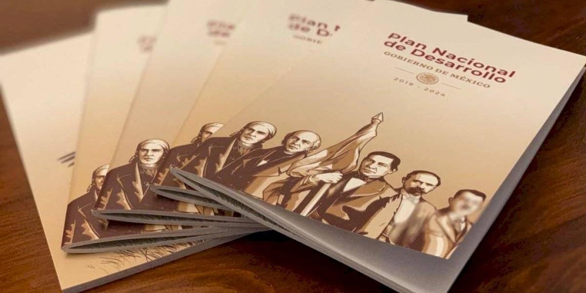 Distribuirá Gobierno 10 mil ejemplares del PND entre los mexicanos