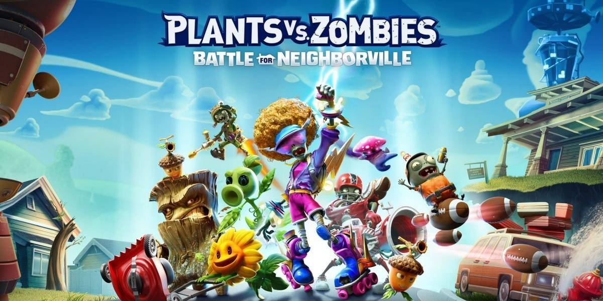 Entre balas y guisantes: Review de Plants vs Zombies: Battle for Neighborville [FW Labs]
