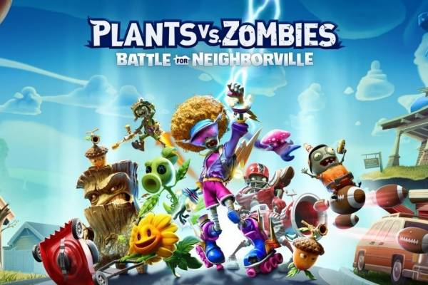 Resultado de imagen para Plants vs. Zombies: Battle for Neighborville