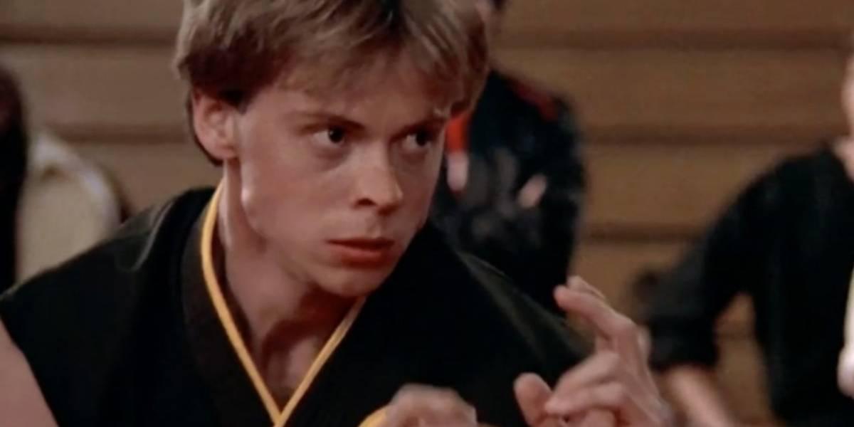 Murió uno de los actores de Karate Kid tras un mes en el hospital