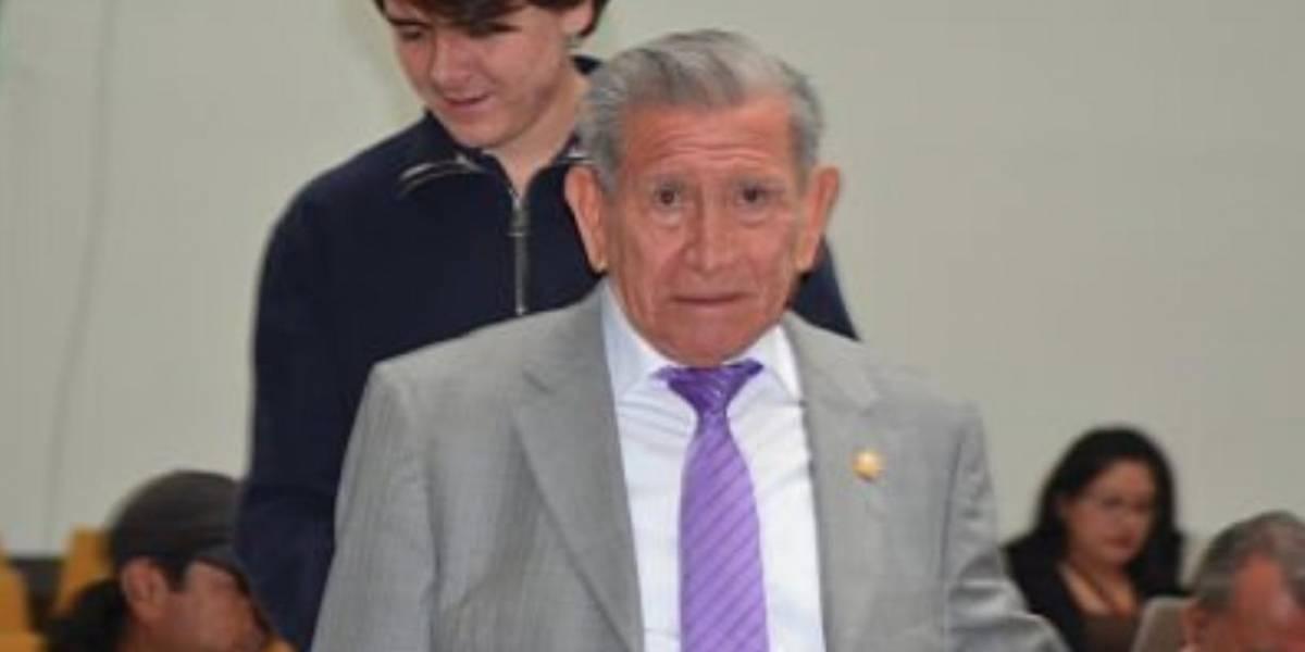 Fallece el diputado Roberto Alejos Vásquez, papá de Gustavo Alejos