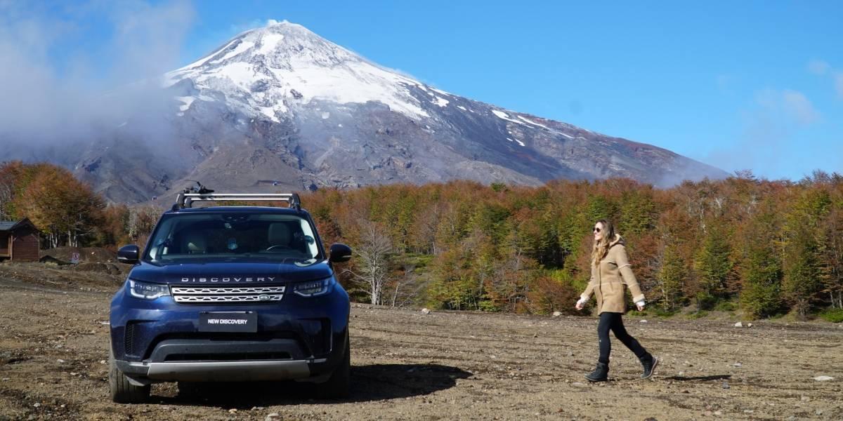 Descubre Chile junto a Angélica Castro y Land Rover