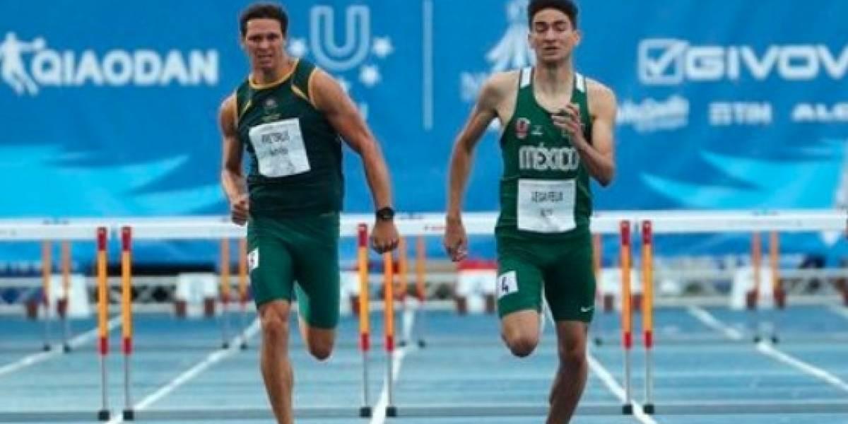 Mexicano hace historia en el Mundial de atletismo