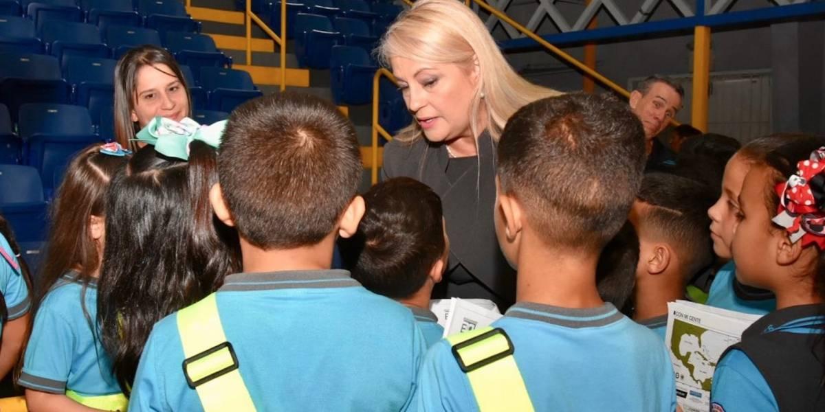 Más de 350 estudiantes del DE juramentaron como patrulleros escolares