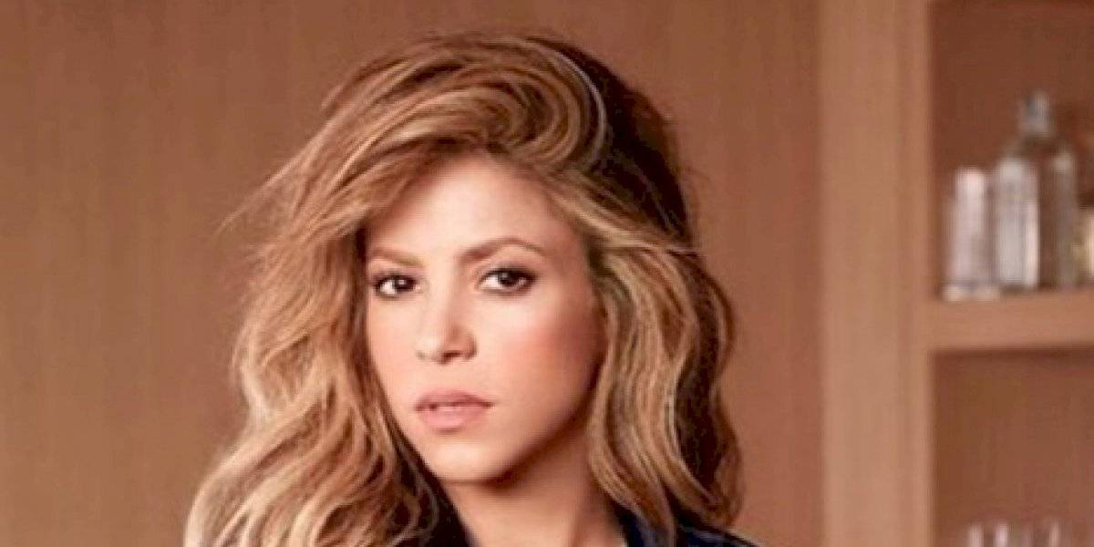 "Critican a periodista deportiva por referirse a Shakira como la ""esposa de Piqué"""