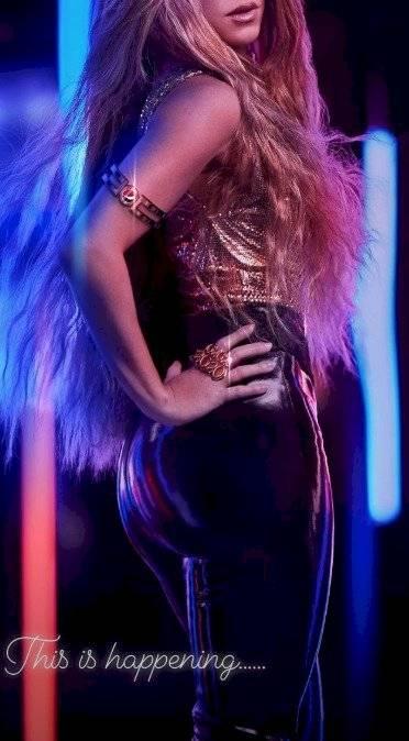 Shakira traje Instagram