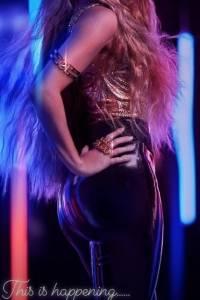 Shakira traje