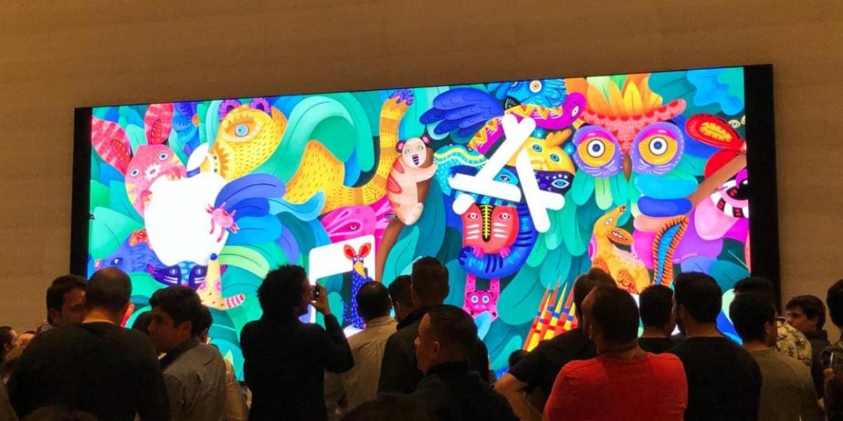 Así es la primera flagship store que Apple estrena en México