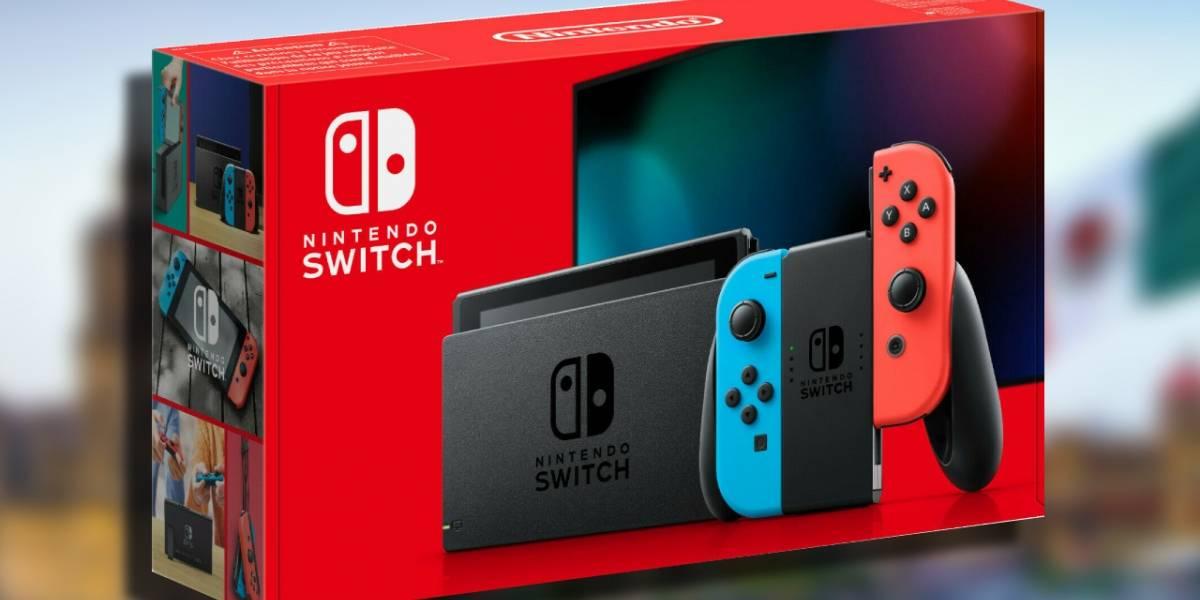 Nintendo Switch: Ya hay precio de la nueva versión de la consola en México
