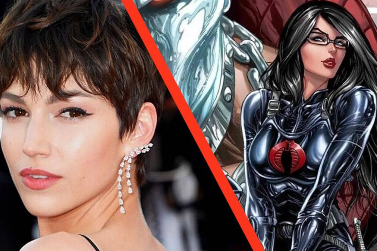 Úrsula Corberó interpretará a Baroness en la nueva película de G.I. Joe