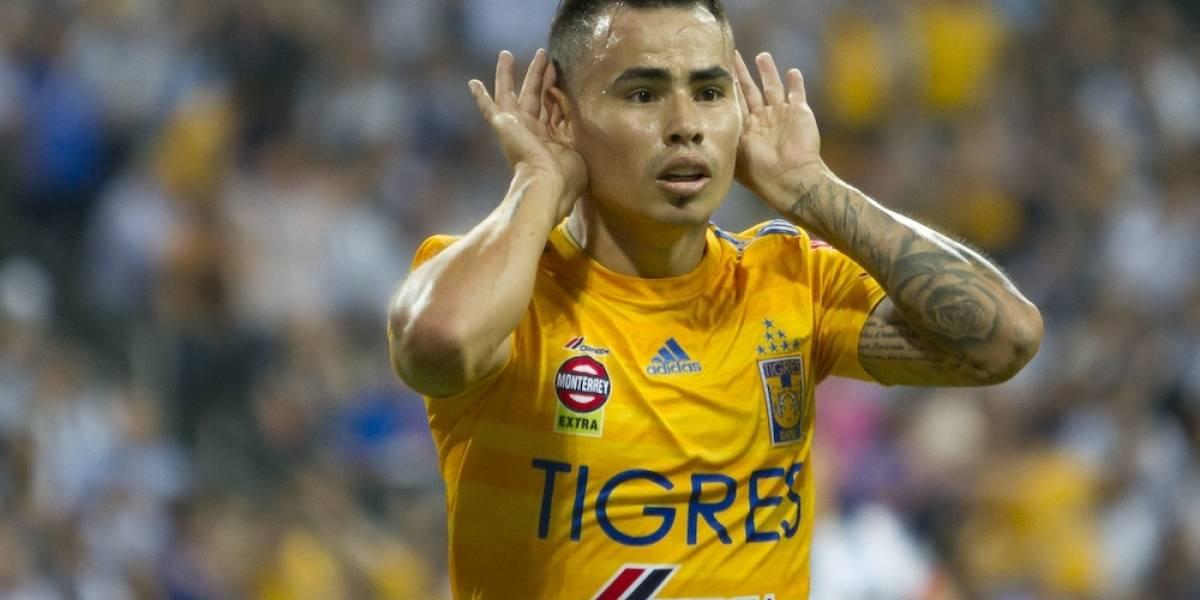 Tigres vence a Monterrey en el Clásico regio
