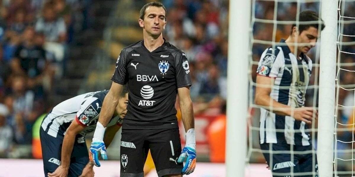 VIDEO: El error de Barovero que provocó el primer gol de Tigres