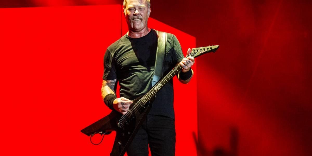 ¿Vienen a Chile? Metallica cancela gira porque James Hetfield recayó en sus adicciones y entró a rehabilitación